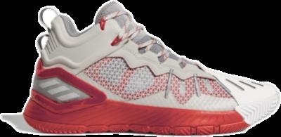 adidas D Rose Son of Chi  Godspeed Red GW7651