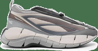 Reebok Zig 3D Storm Hydro Pure Grey 4 / Pure Grey 2 / Pure Grey 6 GY5869