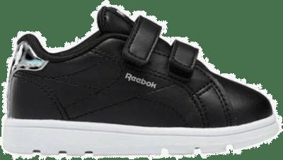 Reebok Royal Complete CLN 2 Black / Black / Silver Metallic G58469