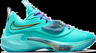 Nike Zoom Freak 3 Vibrant Aqua DA0694-400