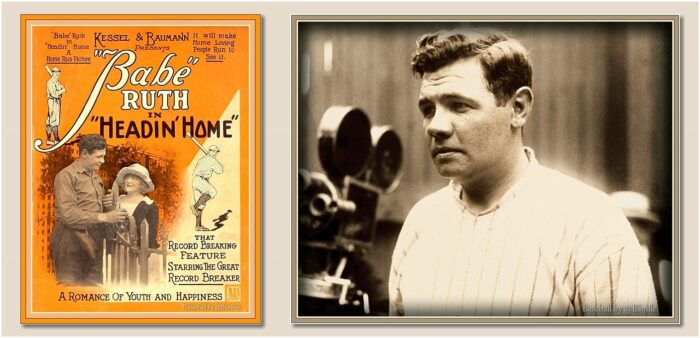 Babe Ruth filmposter