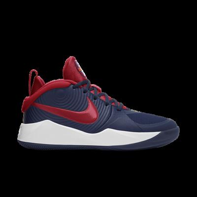 Nike Team Hustle D 9 Blauw AQ4224-403