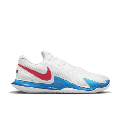 NikeCourt Air Zoom Vapor Cage 4 Rafa Wit DM2418-113