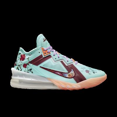 Nike LEBRON XVIII LOW CV7562-400