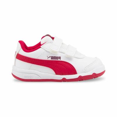 Puma Stepfleex 2 SL V sneakers kinderen Wit / Roze 190114_04
