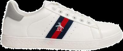ORIGINAL PENGUIN Plane Heren Sneakers PEN0130-809-WIT wit PEN0130-809-WIT