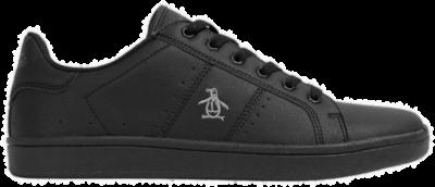 ORIGINAL PENGUIN Steadman Heren Sneakers PEN0054-BLACKMONO zwart PEN0054-BLACKMONO