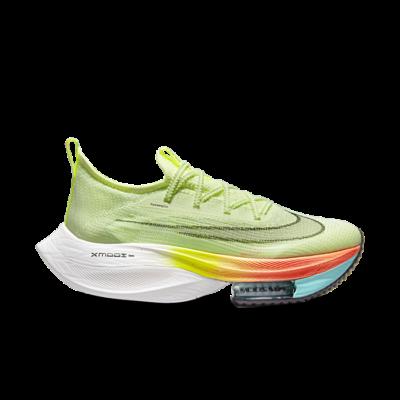 Nike Wmns Air Zoom Alphafly Next% Yellow CZ1514-700