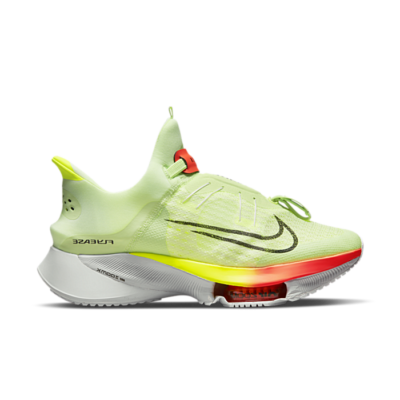 Nike Zoom Tempo NEXT% Flyease Barely Volt Hyper Orange CV1889-700