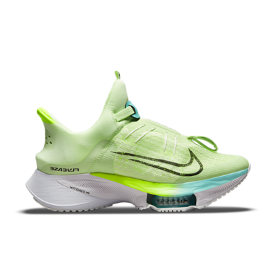 Nike Air Zoom Tempo NEXT% FlyEase Geel CZ2853-700