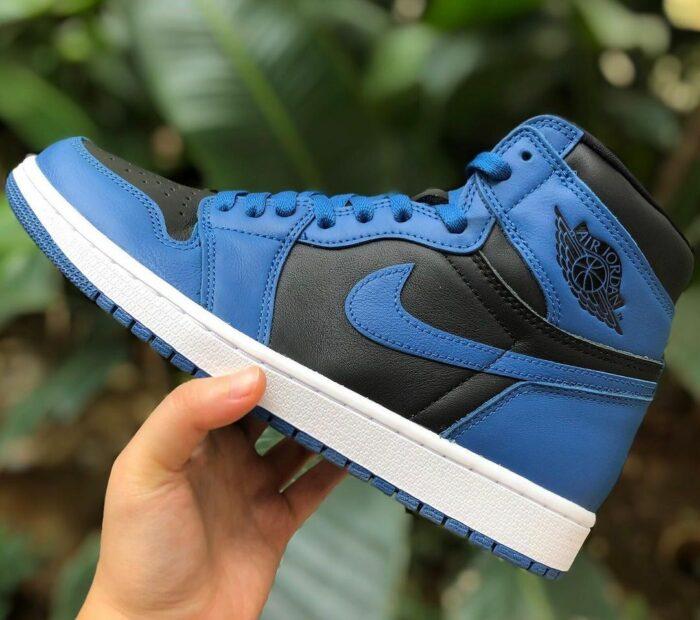 nike Jordan air high OG marina blue
