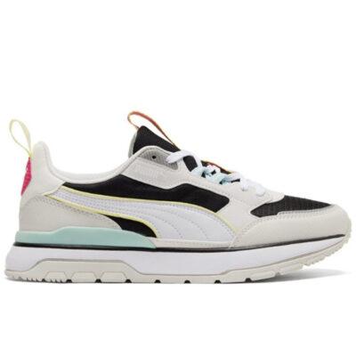 Puma Witte chunky sneaker White