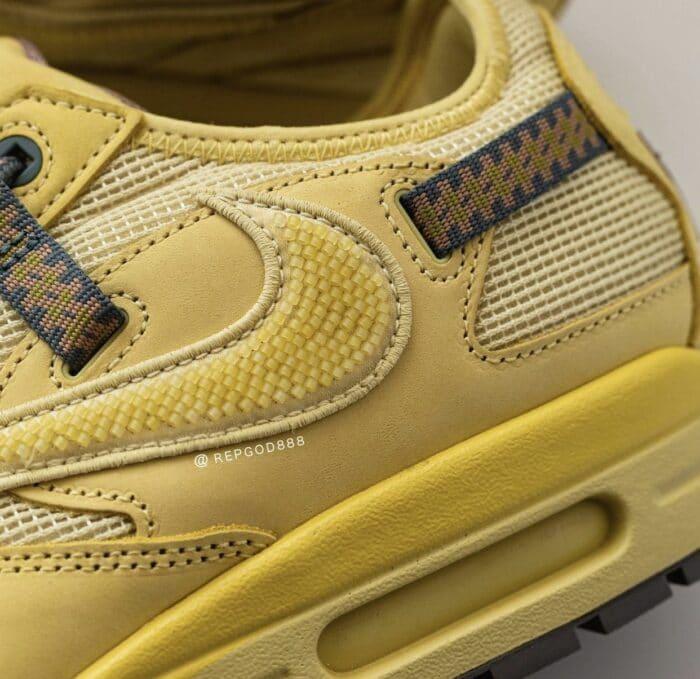 zoom in Nike Air max cactus jack