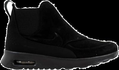 Nike Air Max Thea Mid Black/Black-Metallic Pewter (W) 859550-002