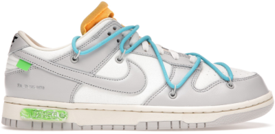 Nike Dunk Low Off-White Lot 2 DM1602-115