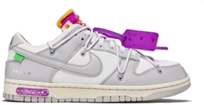 Nike Dunk Low Off-White Lot 3 DM1602-118