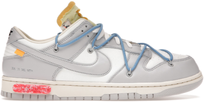 Nike Dunk Low Off-White Lot 5 DM1602-113