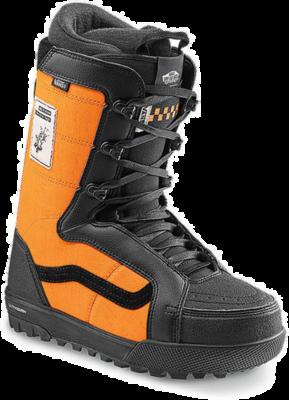 Vans Hi Standard Pro Snowboard Boot Arthur Longo Apricot VN0A3TFK0BV1