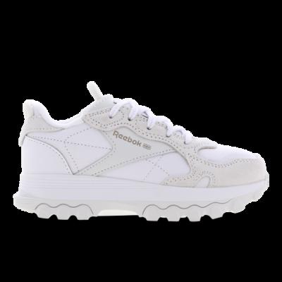 Reebok Cardi B Classic Leather Shoes White GX0065