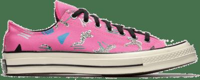 Archive Skate Chuck 70 Low Top hyper pink/digital blue/zwart 170925C