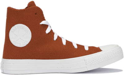 Renew Chuck Taylor All Star Knit High Top red bark/string/wit 170871C