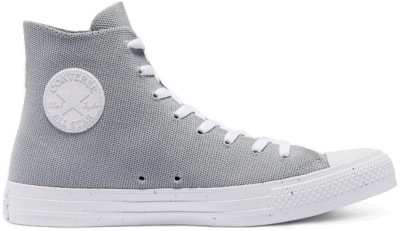 Renew Chuck Taylor All Star Knit High Top ash stone/string/wit 170870C