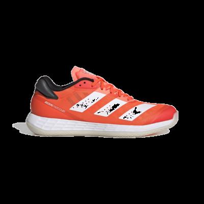 adidas Adizero Fastcourt 1.5 Handbalschoenen Solar Red FZ4668