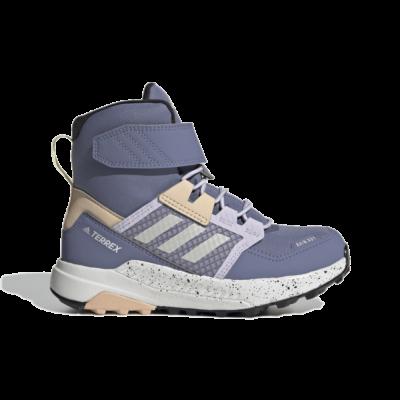 adidas Terrex Trailmaker High COLD.RDY Hiking Orbit Violet Q46436