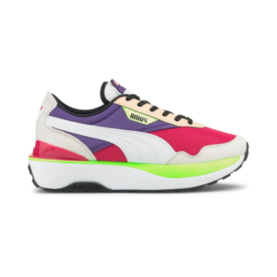 Puma Cruise Rider Flair sneakers dames Paars 381654_02