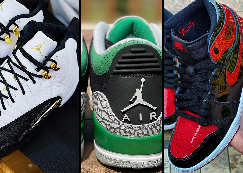 Drie van die: Air Jordan releases die van datum zijn veranderd