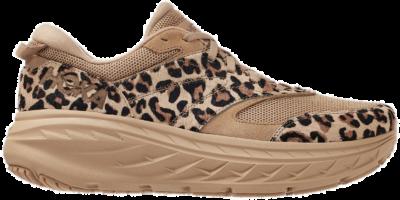 Hoka One One Bondi L Engineered Garments Sand Leopard 1127736