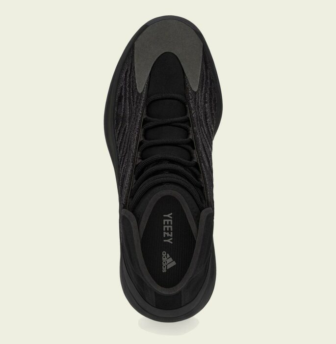 black Adidas yeezy quantum