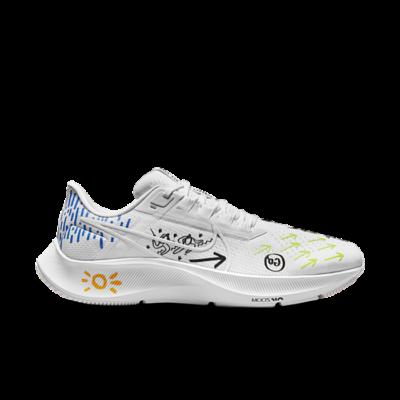 Nike Air Zoom Pegasus 38 Wit DM3274-100