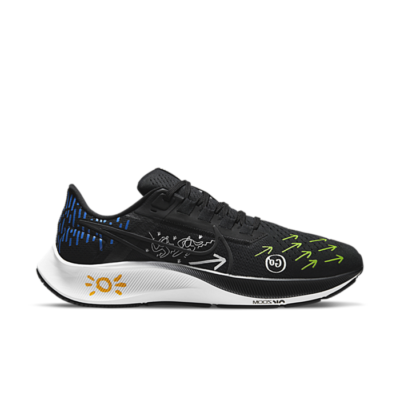 Nike Air Zoom Pegasus 38 Zwart DM3274-001
