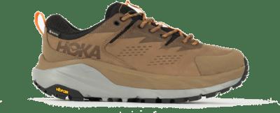 HOKA ONE ONE Kaha Low Gore-Tex-Footwear Brown /Orange / Grey 1118586-OPOR