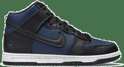 Nike Dunk High Fragment Tokyo DJ0383-400
