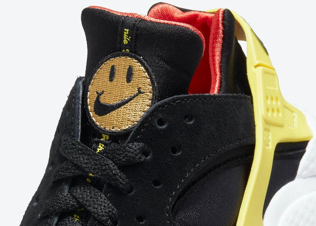 Vrolijke 'Have A Nike Day' Nike Air Huarache sneakers komen binnenkort uit