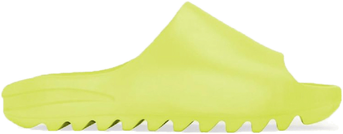 "adidas Originals YEEZY SLIDE ""GLOW GREEN"" Array GX6138"