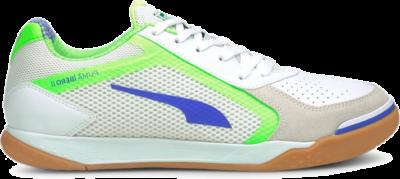 Men's PUMA Ibero II Futsal , White/Bluemazing/Green Glare 106567_02