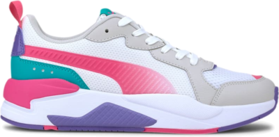 PUMA X-Ray Fantastic Plastic Women's s, White/Pink/Grey Violet White,Pink,Gray Violet 374120_03