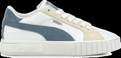 PUMA Cali Star Women's Sneakers, White/China Blue/Ivory Glow White,China Blue,Ivory Glow 380220_05