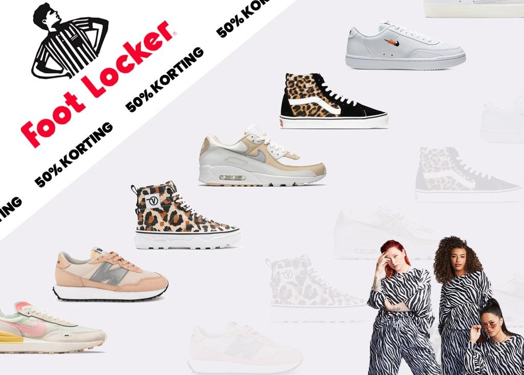 Check de 15 beste steals uit de Footlocker Women's sale!