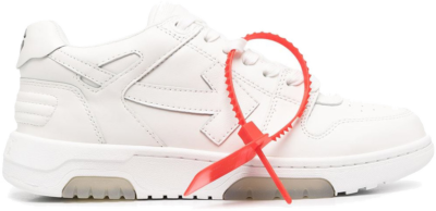 Off-White Out Of Office 'OOO' sneakers – Wit Wit OWIA259R21LEA0010101