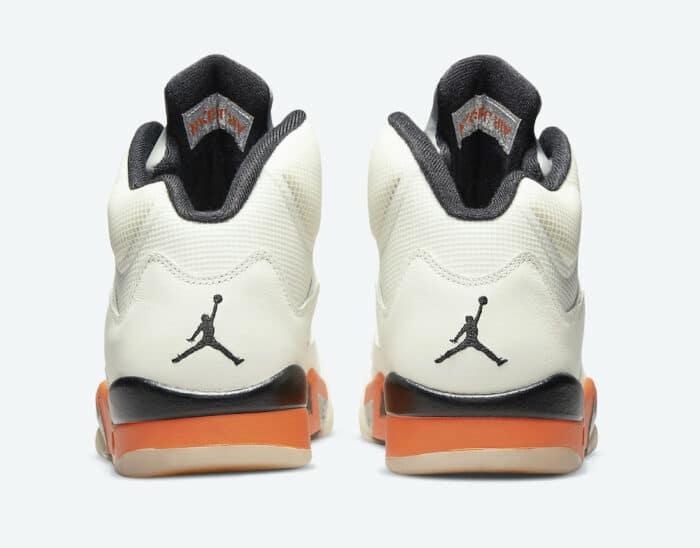 backboard orange nike Air Jordan 5