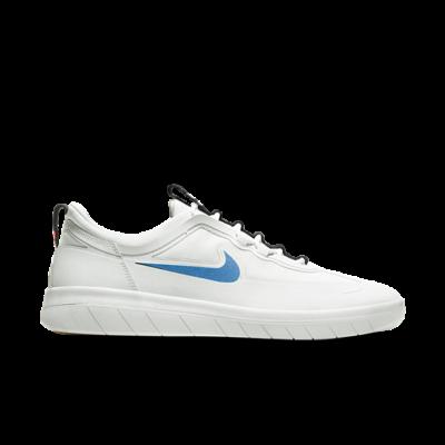 Nike SB Nyjah Free 2 Wit BV2078-105