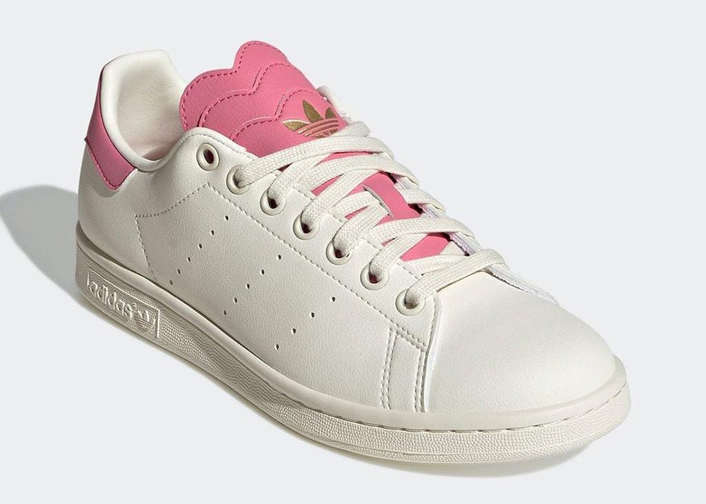 """adidas Stan Smith """"Triple Tongue"""" verschijnt binnenkort in rosé tonen"""