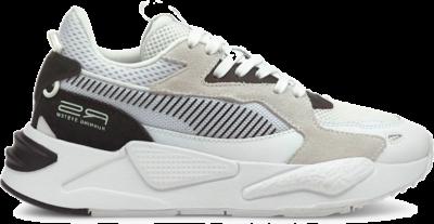 PUMA Rs-Z Youth s, White/Black White,Black 382677_04