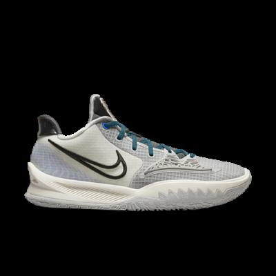 Nike Kyrie Low 4 Grey Fog/Black-Sapphire-Total Orange grey CW3985-004
