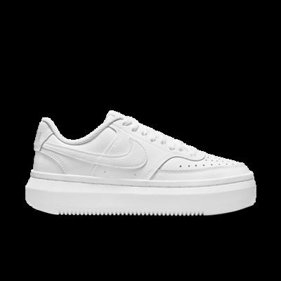 Nike Court Vision Alta Wit DM0113-100