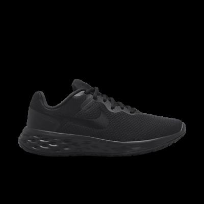 Nike Revolution 6 Next Nature Zwart DC3729-001